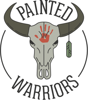 Painted Warrior Logo